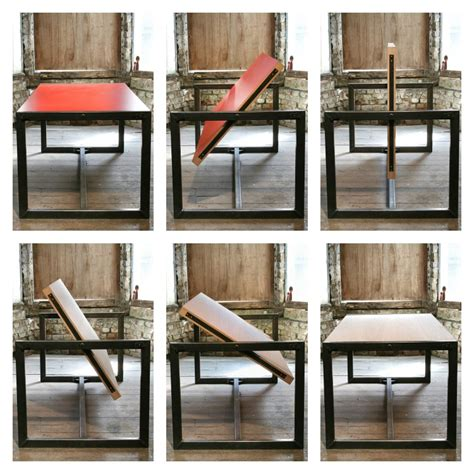 Dual Purpose Designs by Dual Purpose Coffee Table And Settee Dinner Table With