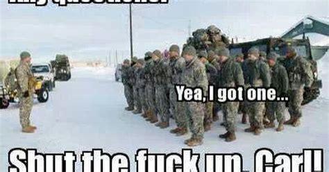 Shut Up Carl Meme - no carl dammit carl pinterest meme military and