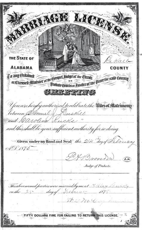 Dekalb County Marriage Records Search The Usgenweb Archives Project Dekalb County Alabama Pictures