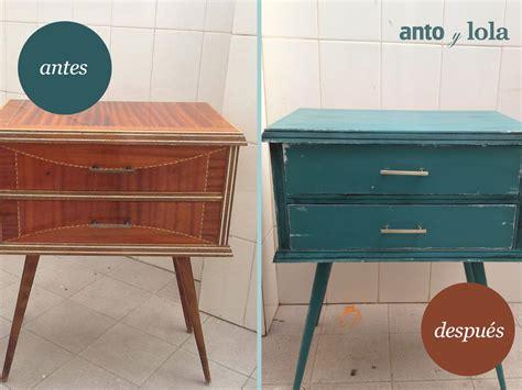 muebles reciclados reciclar muebles viejos t 233 cnicas para darle un toque actual