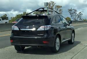 adds lexus rx450h to autonomous vehicle fleet