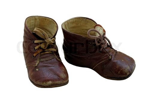 old shoes on the floor vintage beauty fashion photos old shoes stock photo colourbox