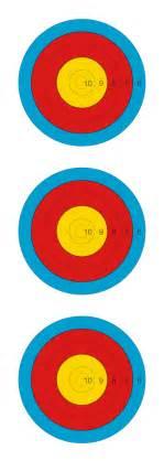 l target tir 224 l arc sur cible world archery