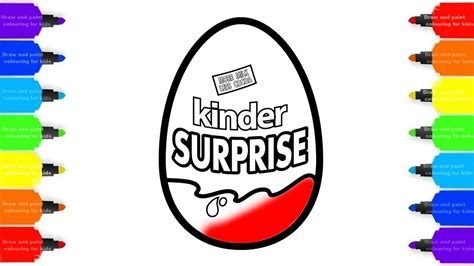 kinder egg coloring pages how to draw eggs kinder surprise coloring pages kids