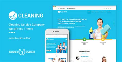 themes wordpress clean 8 most popular responsive cleaning service wordpress theme