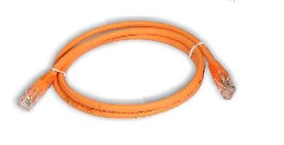 Fiber Optic Prysmian Patch Cord netviel cat 6 utp patch cord cable lszh orange toko