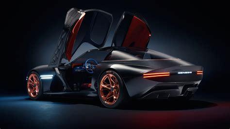 2019 Genesis Essentia by 2018 Genesis Essentia Concept 4k 4 Wallpaper Hd Car