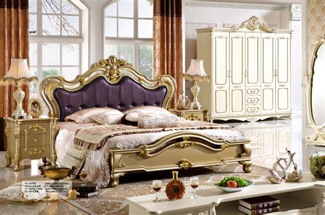 elegant bedroom furniture sets antique style french furniture elegant bedroom sets pc 014