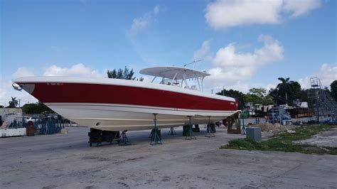 intrepid boats 475 price 2015 used intrepid 475 panacea saltwater fishing boat for