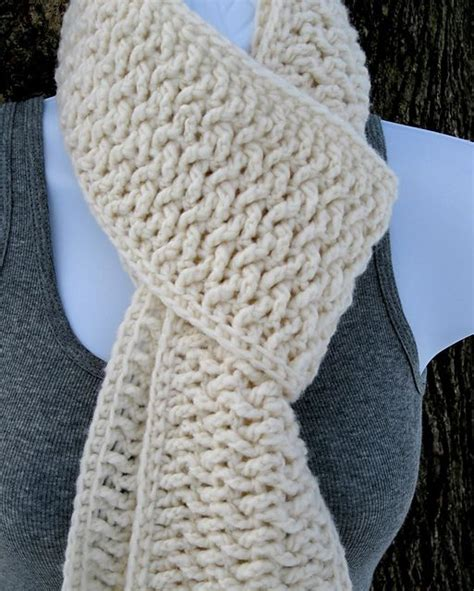 how to knit a muffler for beginners 17 best images about crochet stitch inspiration on