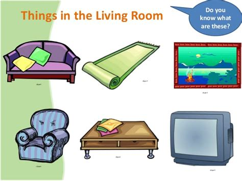 Where Can I See The Room Rpp B Inggris Smp Vii Sem 1 7 Things In My House
