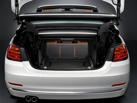 Bmw 1er Cabrio Kofferset by Bmw 4 Series Convertible Trunk Space Phil S Morning Drive