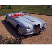 1954 Lancia Aurelia B24 S Pininfarina  Studios