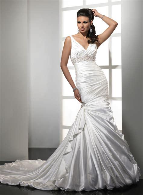 Mermaid Gown mermaid wedding dresses dressed up