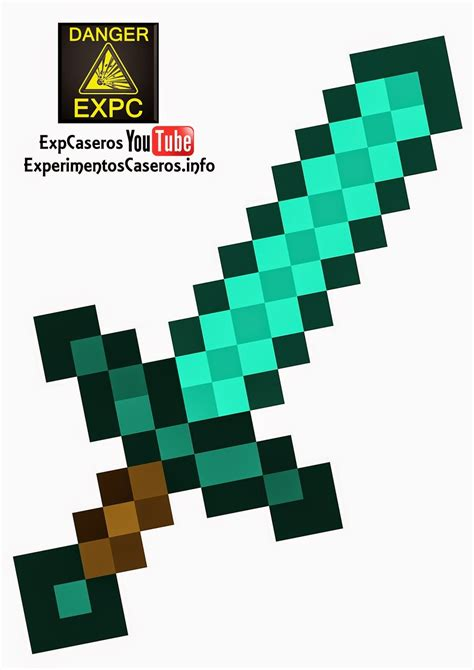 imagenes reales de minecraft espada de minecraft casera minecraft en la vida real
