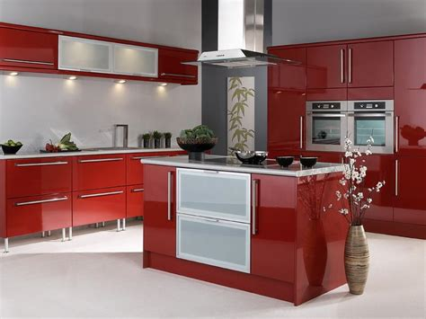 red and white kitchen cabinets cabinets shelving how to choose red and white kitchen