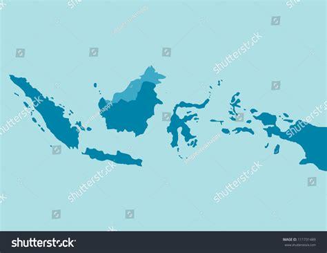 indonesia design vector vector indonesia map stock vector 111731489 shutterstock