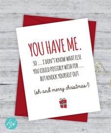 boyfriend card and cards on