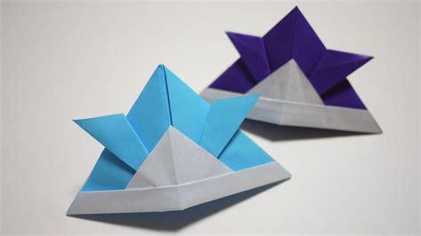 かぶとの折り方 how to make an oriagami helmet 折り紙 おりがみ origami