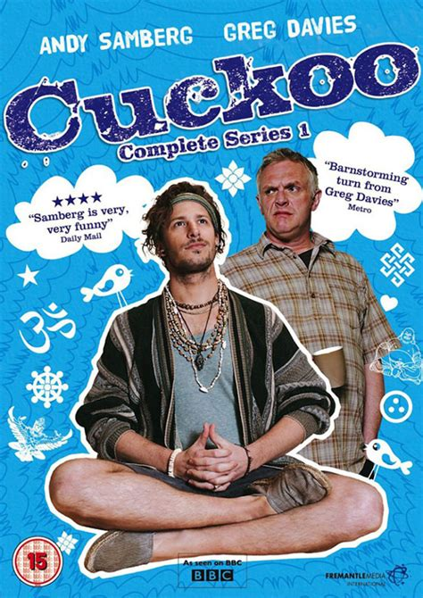 the cuckoo s calling series 1 nerdly 187 cuckoo complete series 1 dvd review