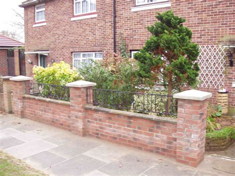 types of bricks for garden walls brickwork stephen charles landscape contract gardeners