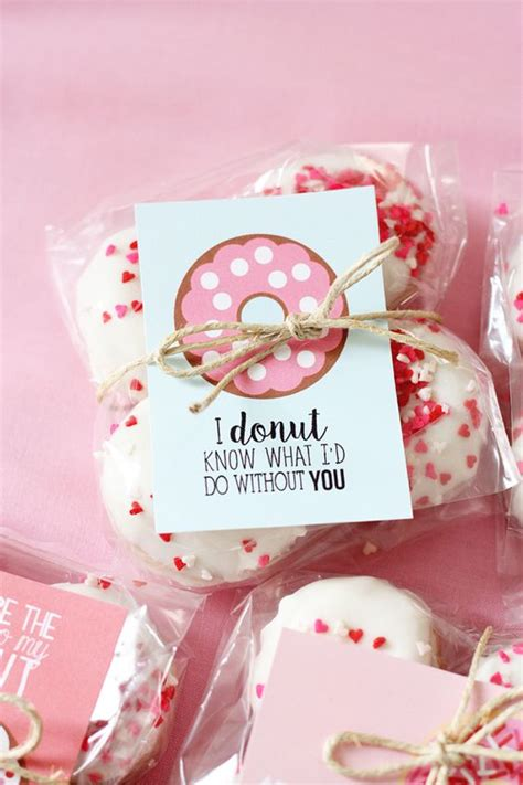 Duck Donuts Gift Card - valentine donut printables pioneer gifts donuts and valentines day puns
