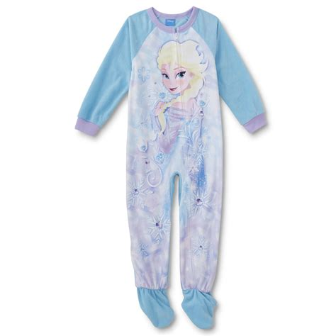 Sleeper Shopping Disney Baby Frozen Toddler Sleeper Pajamas Elsa