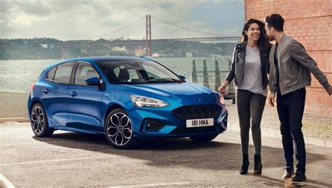 2019 Ford Focus debuts with a classier look The Torque Report