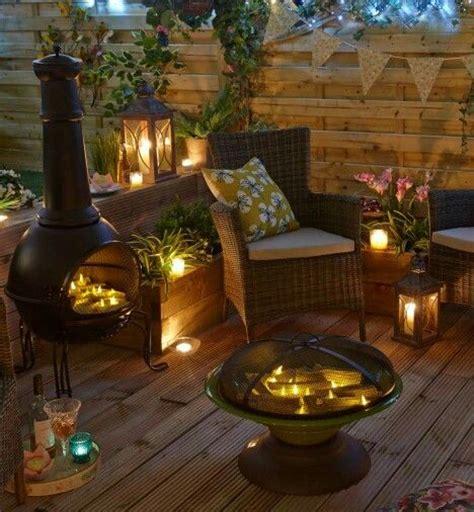 chiminea backyard patio backyard decor backyard