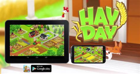hayday for android เจ านายเคร ยด hay day มาถ ง android แล ว droidsans