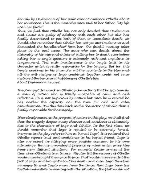critical essays major themes in othello critical essay on desdemona mxdial x fc2 com