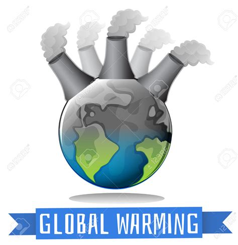 global warming clipart factory clipart causes global warming pencil and in