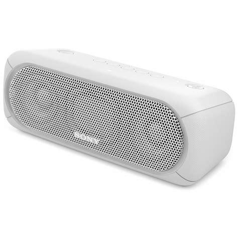 Speaker Wireless Bluetooth Sony Srs Xb30 sony srs xb30 bluetooth speaker white srsxb30 wht b h photo