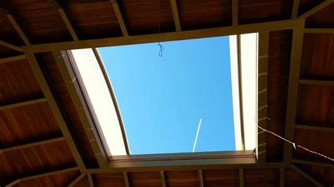 claraboya cupula techo cupula claraboya marquesina corredizo a control