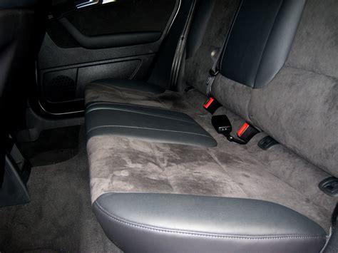alcantara leather upholstery half leather alcantara audi sport net