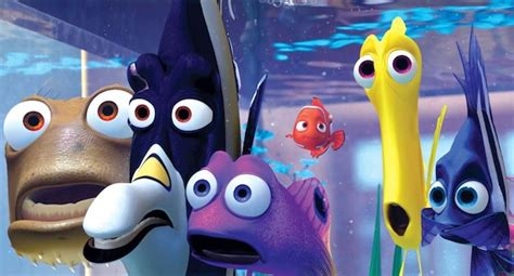 boat names in disney movies a scientifically accurate finding nemo would have been