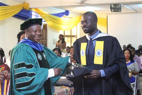 Knust Mba Admission 2017 by Gtuc Holds 16th Congregation Ceremony Citifmonline