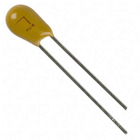 avx capacitor tool tap226k016scs avx corporation capacitors digikey