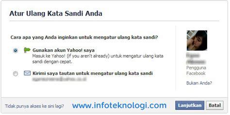 email yahoo tidak bisa masuk dunia teknologi mengatasi facebook yang tidak dapat di