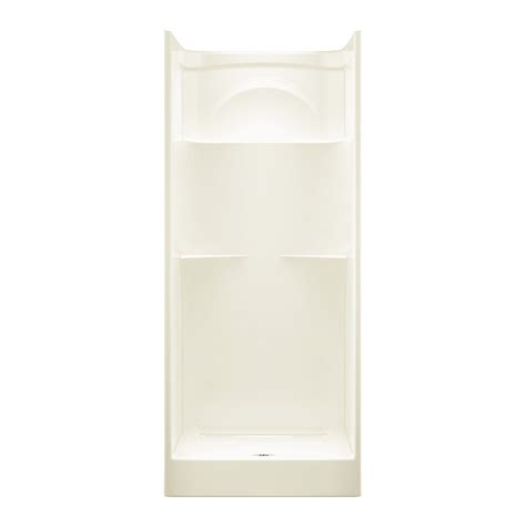 shop delta styla biscuit acrylic 1 shower common
