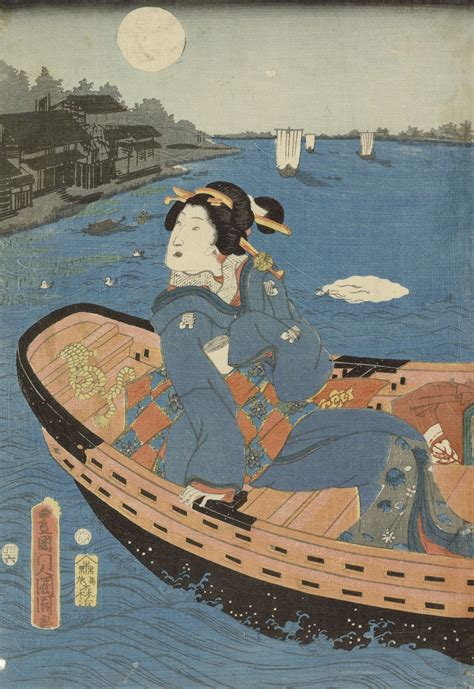 Download Hundreds of 19th Century Japanese Woodblock