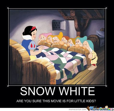 Gang Bang Memes - snow white by typicalasian123 meme center