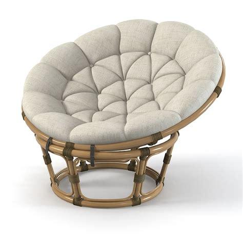 Outdoor Circle Chair by 3dsmax Papasan Rattan Chair