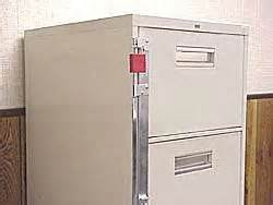 2 drawer filing cabinet bar lock office products