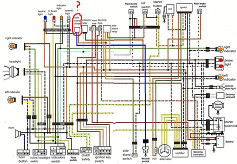 yamaha dt 50 wiring diagram wiring diagram