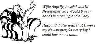 Neglected Wife Meme - funny husband and wife dakwat black