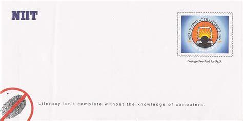 Jubilee Insurance Letterhead customized postal stationery