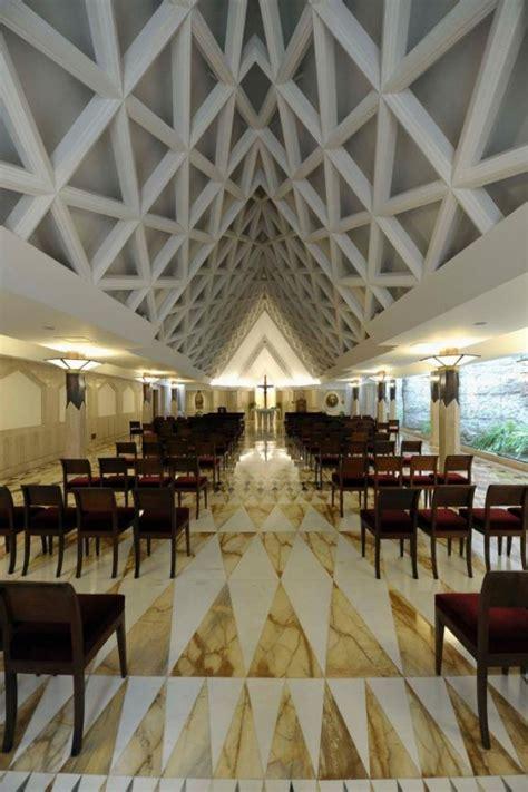 casa marta vaticano divulga fotos da casa santa marta ancoradouro