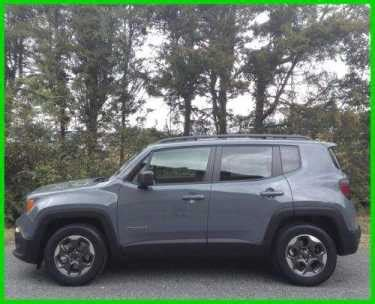 gray jeep 2017 2017 jeep renegade sport gray craigslist cars for sale
