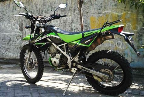 Bahan Kunci Motor Kawasaki Klx Trail Kawasaki Klx 150l Jual Motor Kawasaki Klx Batang